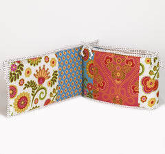 Cotton Tale Designs Gypsy crib bumper