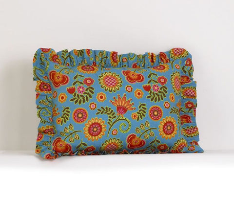 Gypsy Ruffled Pillow Sham