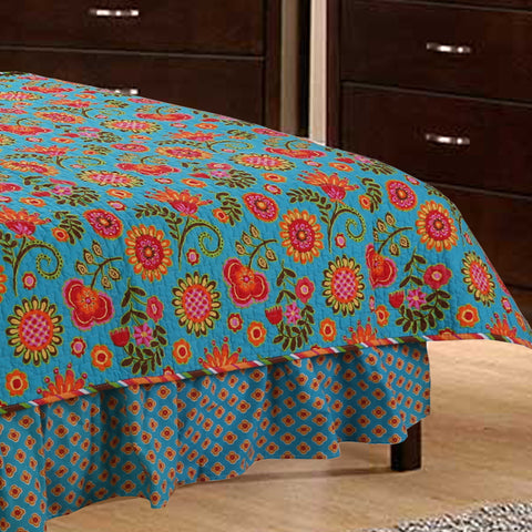 Gypsy Twin Bed Skirt