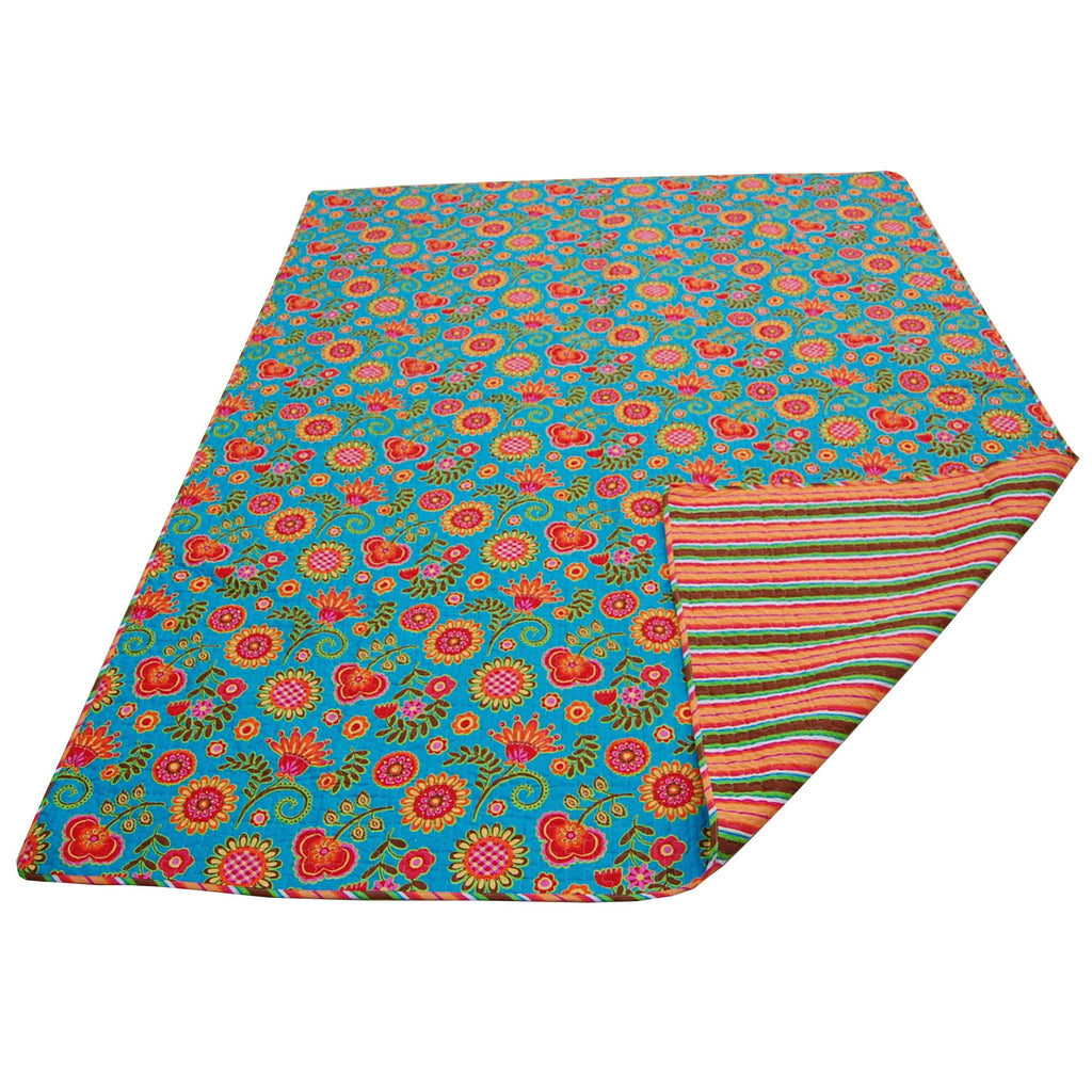 Gypsy Reversible Twin Quilt