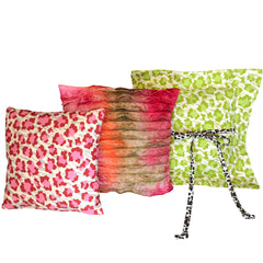 Crib Pillows Animal Print Here Kitty Collection