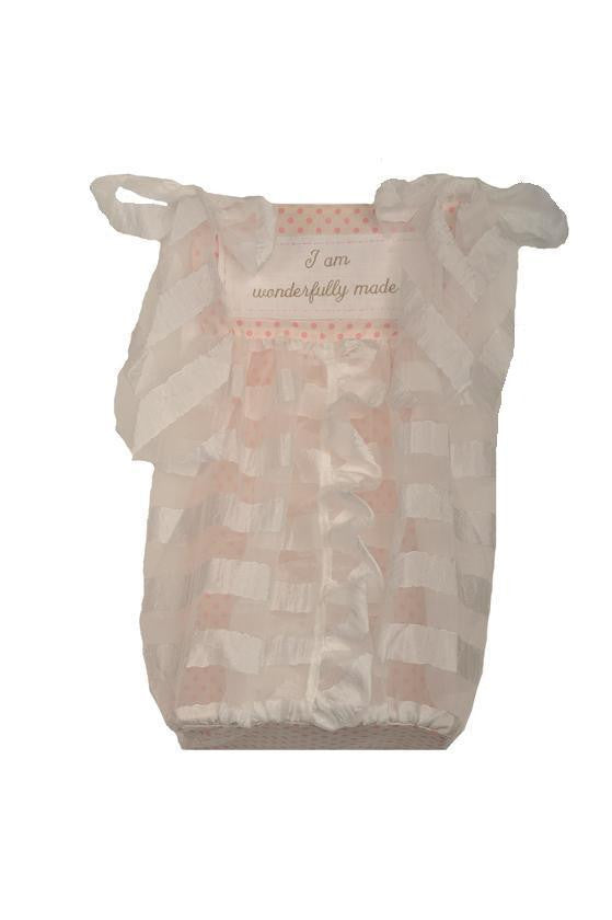 Cotton Tale Designs Heaven Sent Girl Diaper Stacker