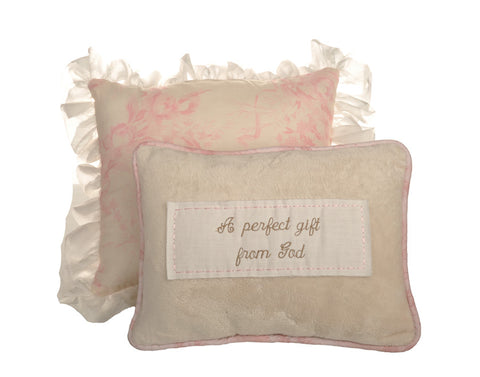 Heaven Sent Girl Pillow Pack
