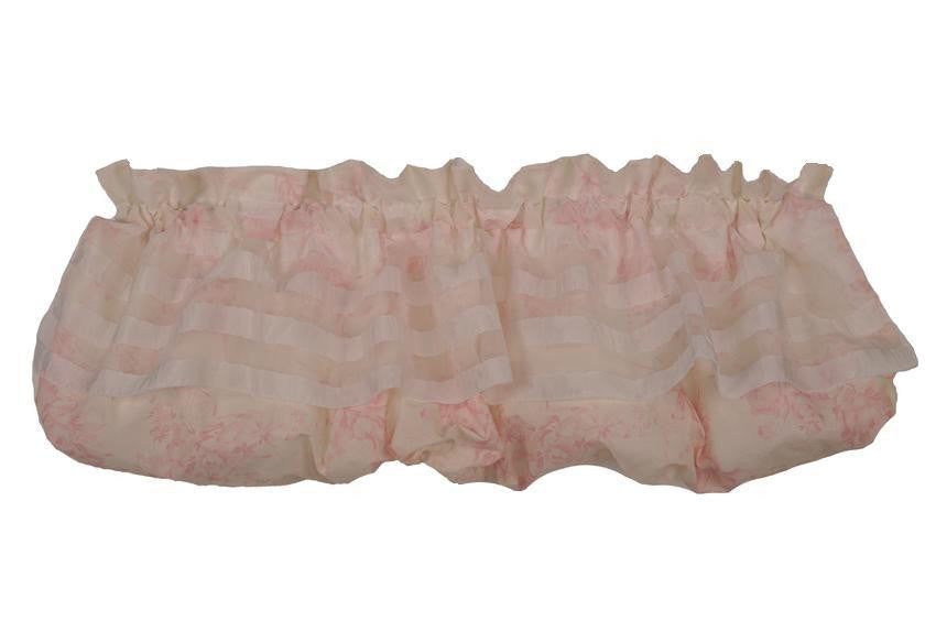 Cotton Tale Designs Heaven Sent Girl Valance