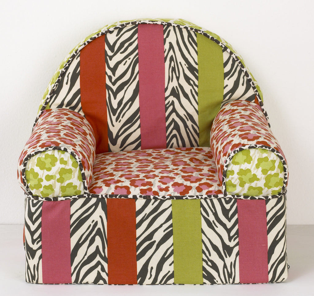 Cotton Tale Designs Here Kitty Kitty Baby's 1st Chair