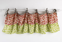 Cotton Tale Designs Here Kitty Kitty valance