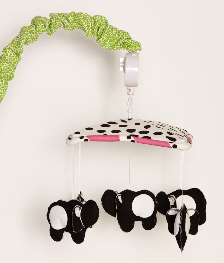 Cotton Tale Designs Hottsie Dottsie Musical Mobile