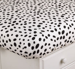 Cotton Tale Designs Hottsie Dottsie Fitted Crib Sheet