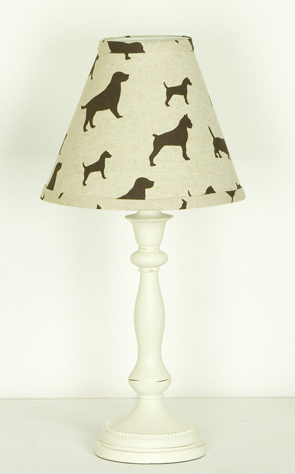Cotton Tale Designs Houndstooth Decorative Lamp