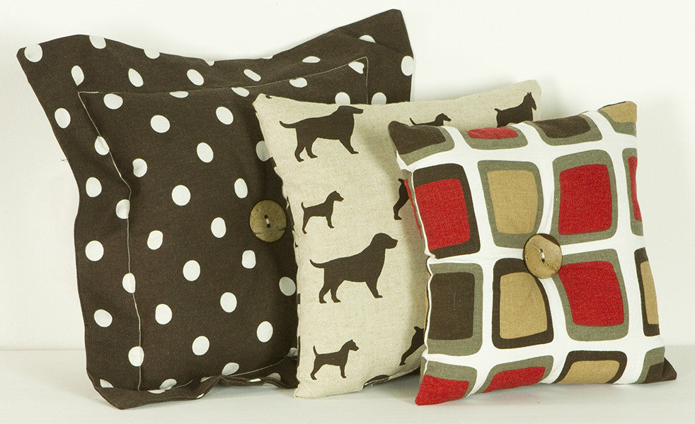 Cotton Tale Designs Houndstooth Pillow Pack