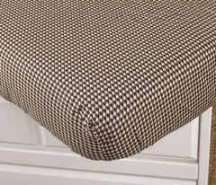 Cotton Tale Designs Houndstooth crib sheet