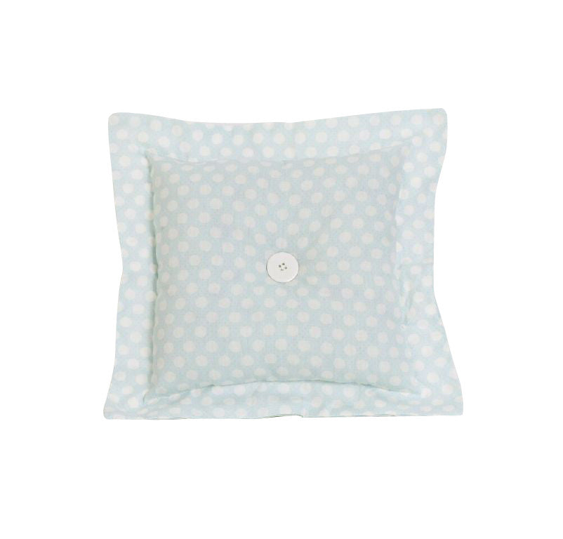 Blue Decor Pillow Lizzie Collection