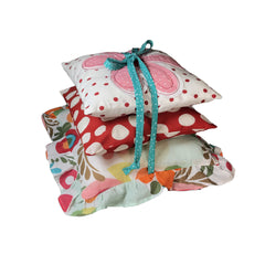 Floral Decor Pillows Lizzie Collection