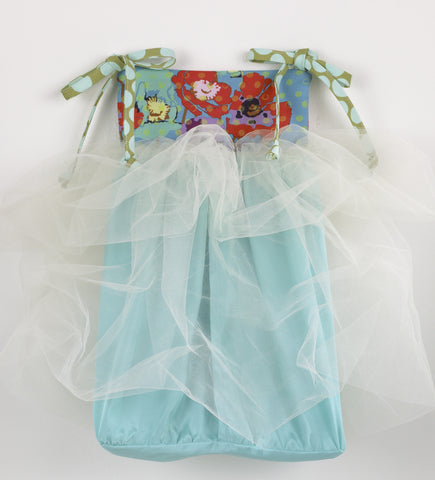 Lagoon Diaper Stacker