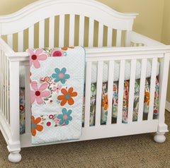 Cotton Tale Designs Lizzie 3pc crib bedding set
