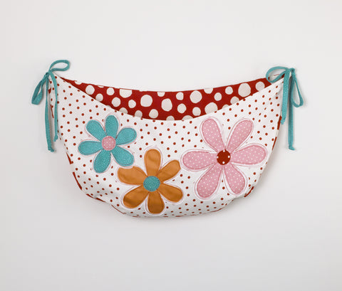 Floral Toy Bag Lizzie Collection