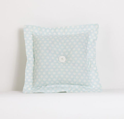 Lizzie Blue Decor Pillow