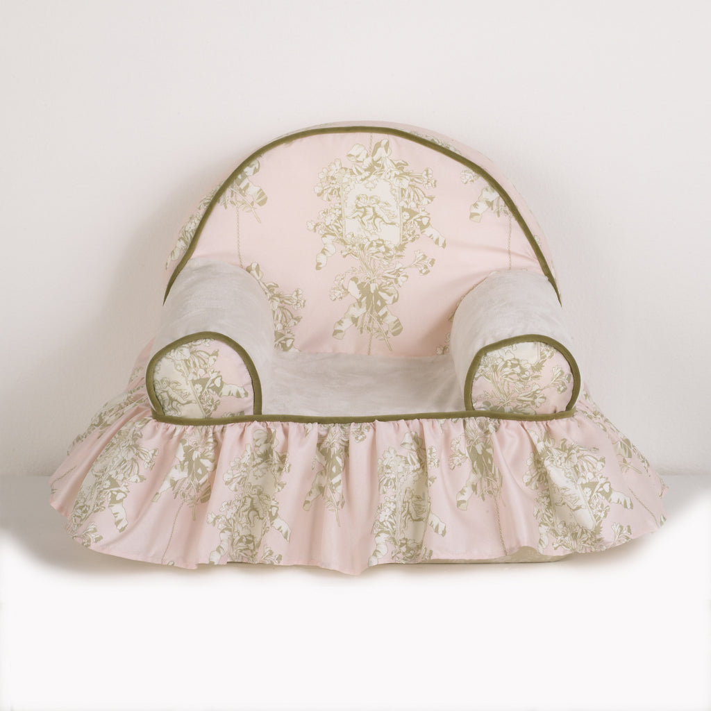 Cotton Tale Designs Lollipops & Roses Baby's 1st Chair