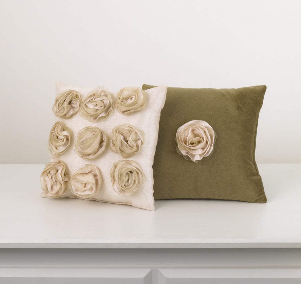 Cotton Tale Designs Lollipops and Roses Pillow Pack