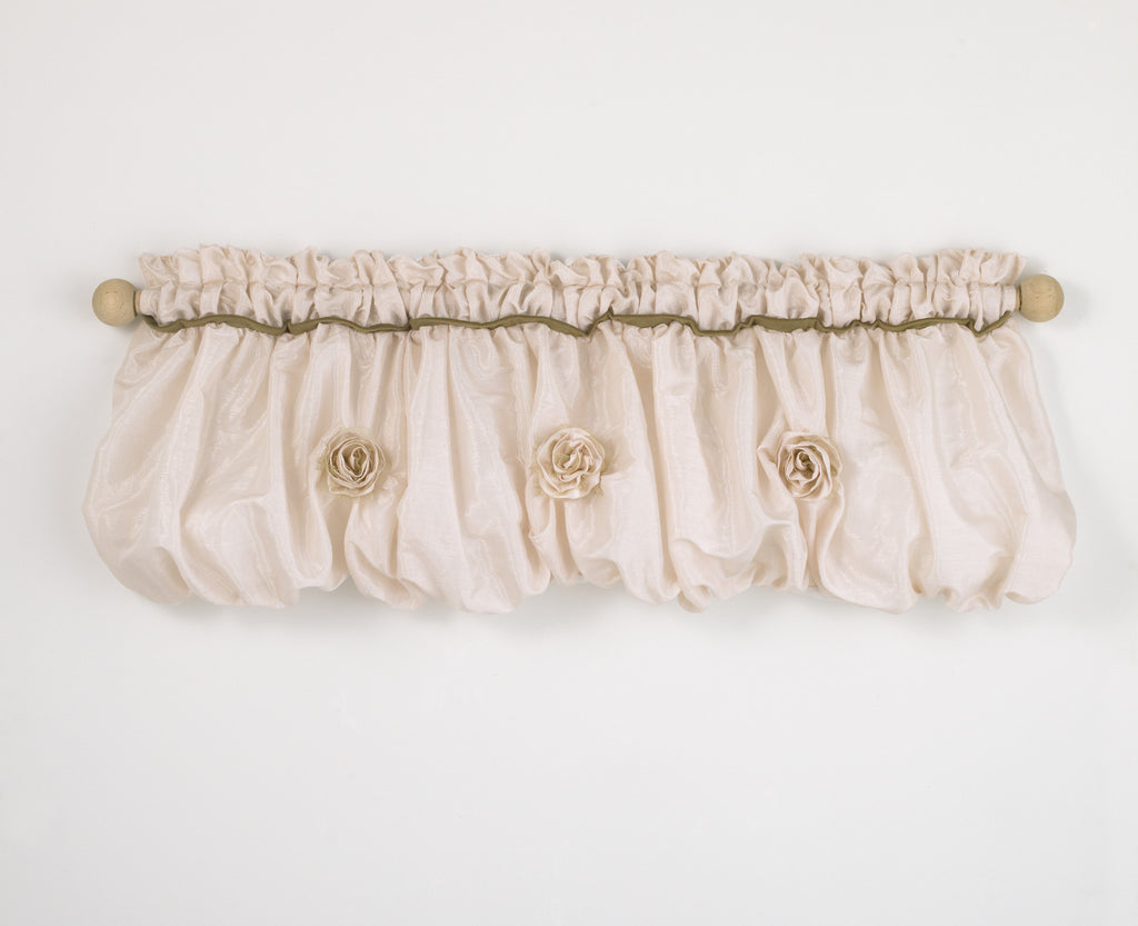 Cotton Tale Designs Lollipops and Roses Valance
