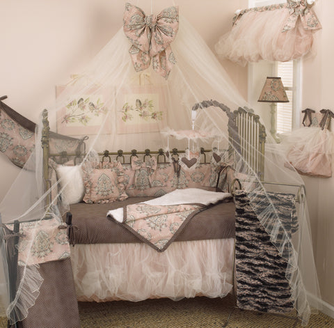 Nightingale 7pc Crib Bedding Set