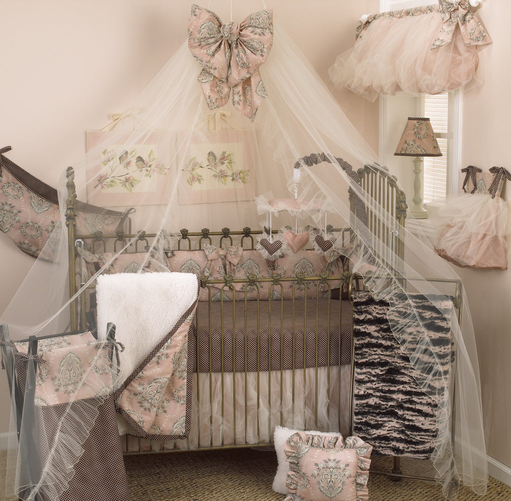 Cotton Tale Designs Nightingale crib bedding set