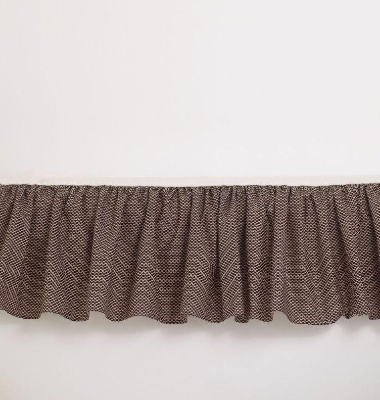 Nightingale Twin Bed Skirt