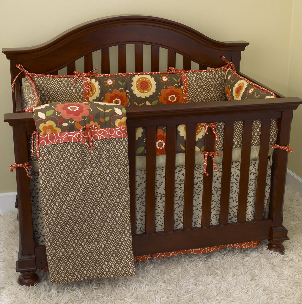 Cotton Tale Designs Peggy Sue 4pc crib bedding set