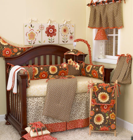 Peggy Sue 8pc Crib Bedding Set