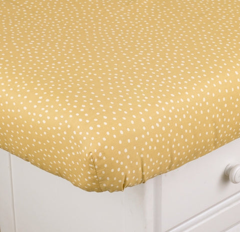 Penny Lane Fitted Crib Sheet