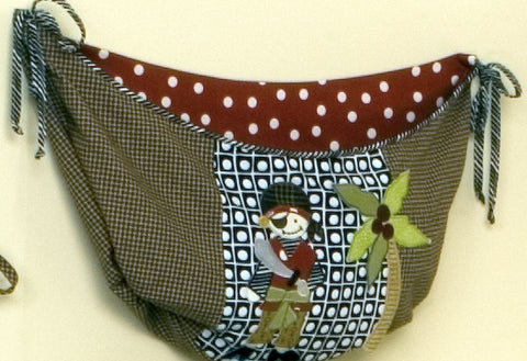 Pirate's Cove Toy Bag