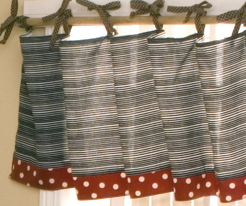 Pirate's Cove Valance
