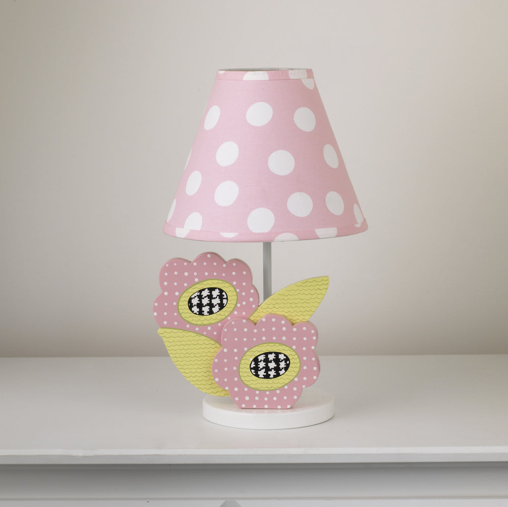 Cotton Tale Designs Poppy Decorative Lamp