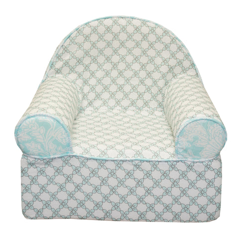 Baby Chair Sweet and Simple Aqua/Blue Collection