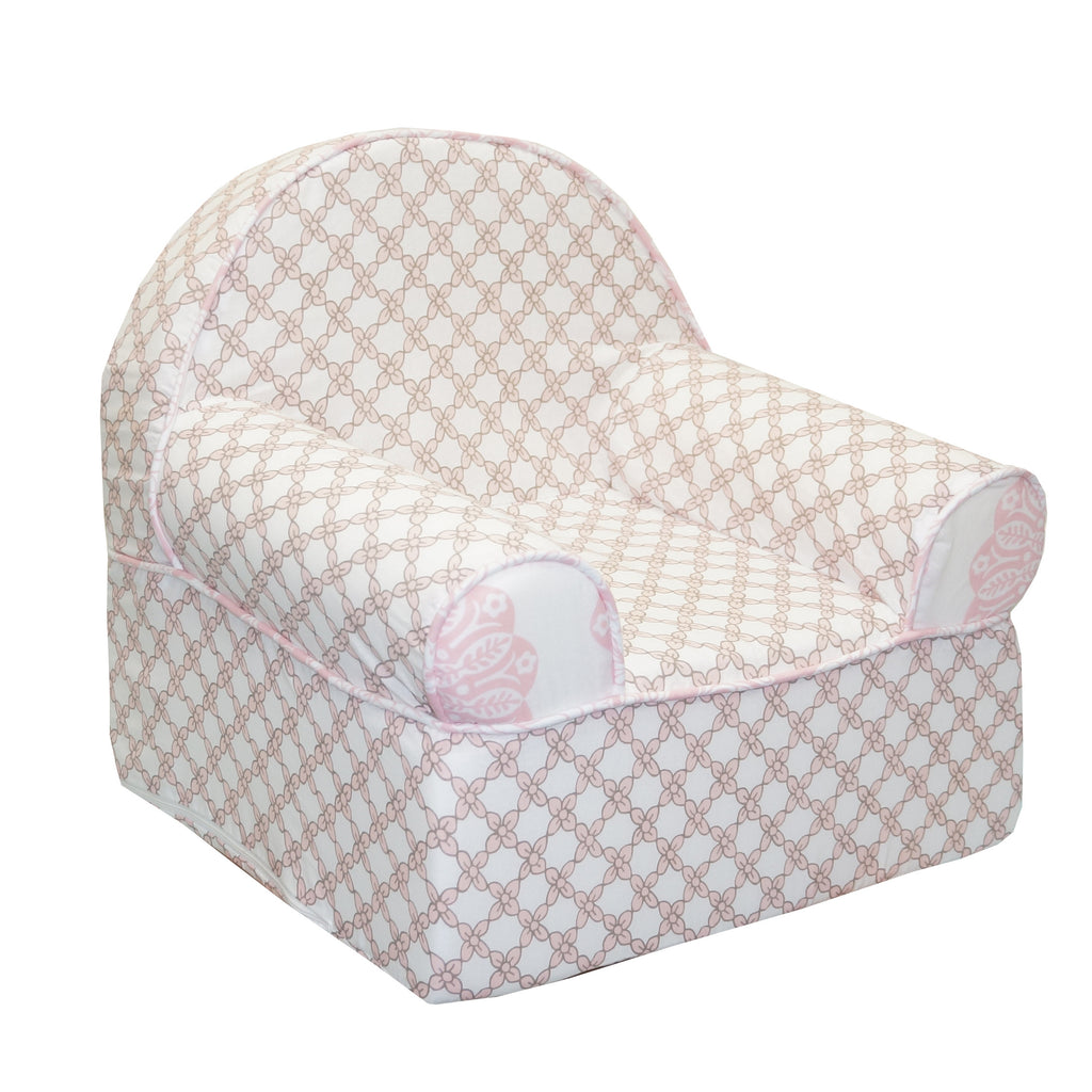 Pink Babyu0027s 1st Chair Sweet And Simple