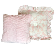 Pink Throw Pillows Sweet and Simple Pink Collection
