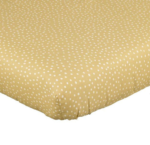 Sumba Fitted Crib Sheet