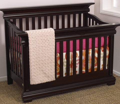 Sundance 3pc Crib Bedding Set