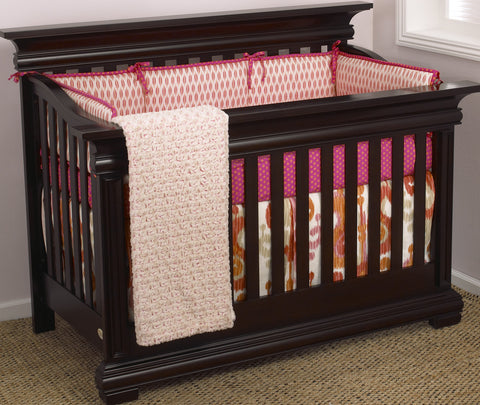 Sundance 4pc Crib Bedding Set