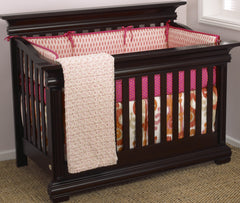 Cotton Tale Designs Sundance 4pc crib bedding set