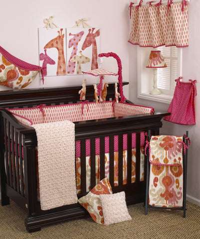 Sundance 7pc Crib Bedding Set
