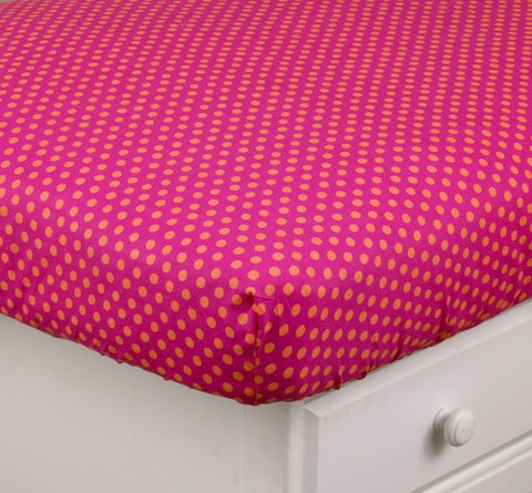 Sundance Fitted Crib Sheet
