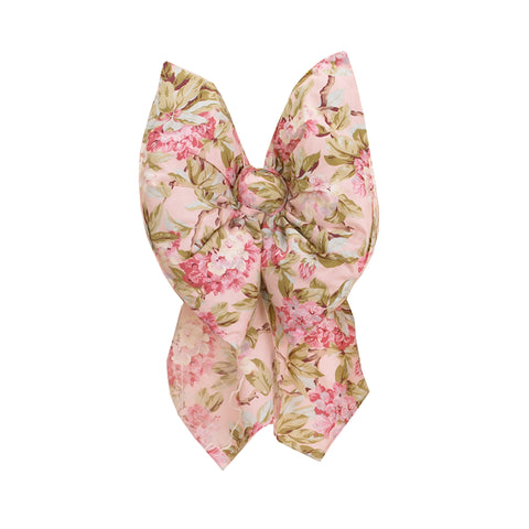 Tea Party Floral Bow
