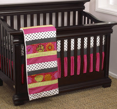 Cotton Tale Designs Tula 3pc crib bedding set