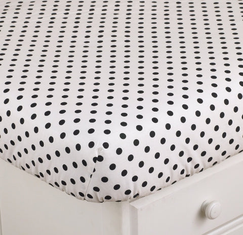 Tula Fitted Crib Sheet