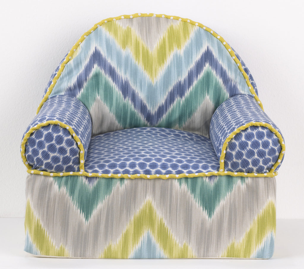 Cotton Tale Designs Zebra Romp Baby's 1st Chair