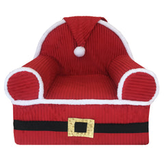 Baby Santa's 1st Christmas Foam Chair