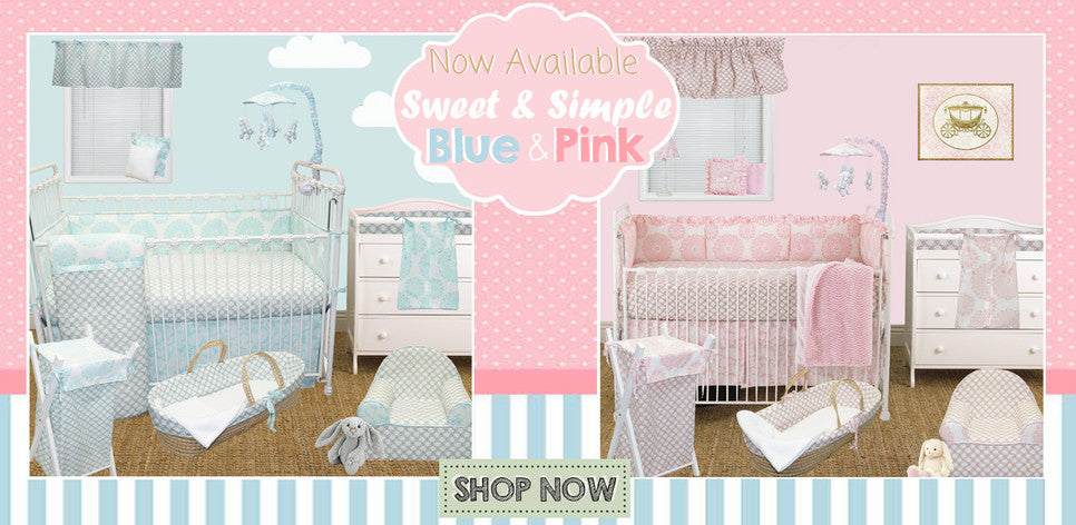 Tea Party Baby Bedding