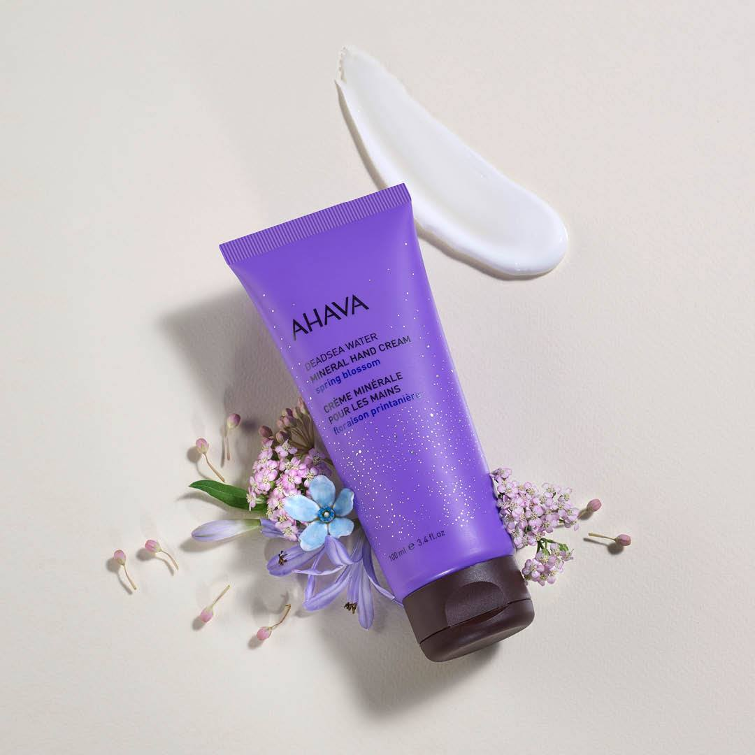 Mineral Hand Cream - Spring Blossom - 100ml