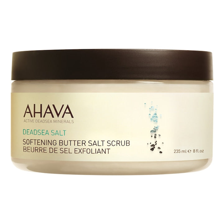 Softening Butter Salt Scrub - 235g